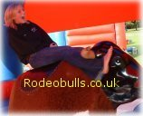 Hire a Rodeo Bull from Rodeobulls.co.uk